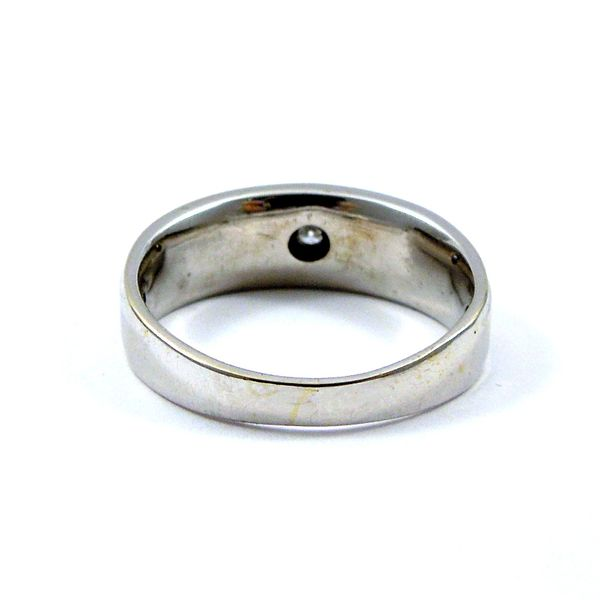 Men's Wedding Band Image 3 Joint Venture Jewelry Cary, NC