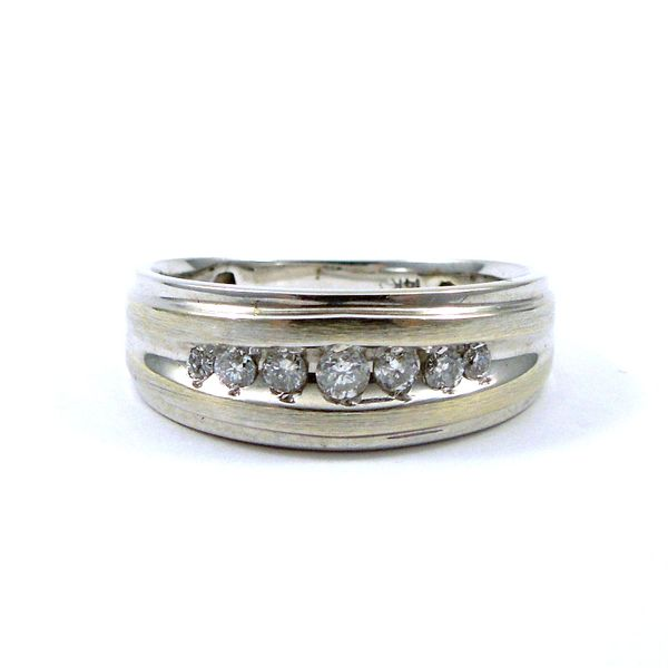 Men's Wedding Band Joint Venture Jewelry Cary, NC