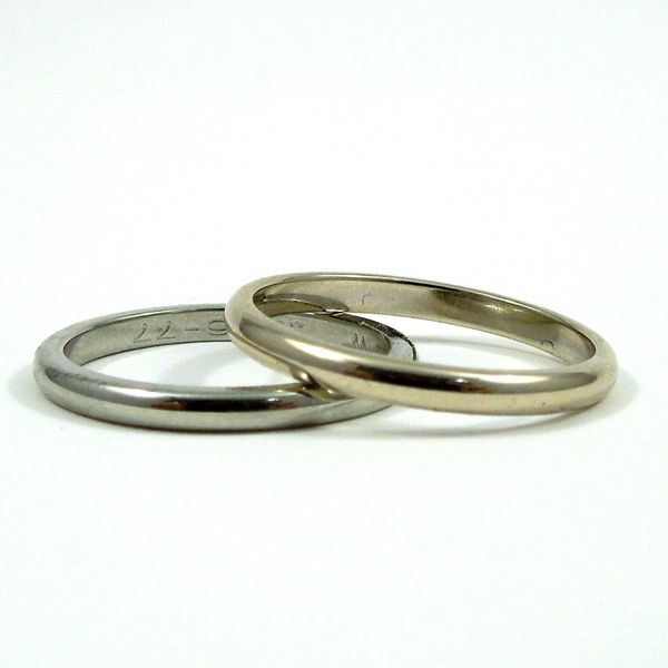 Matching Wedding Bands Joint Venture Jewelry Cary, NC