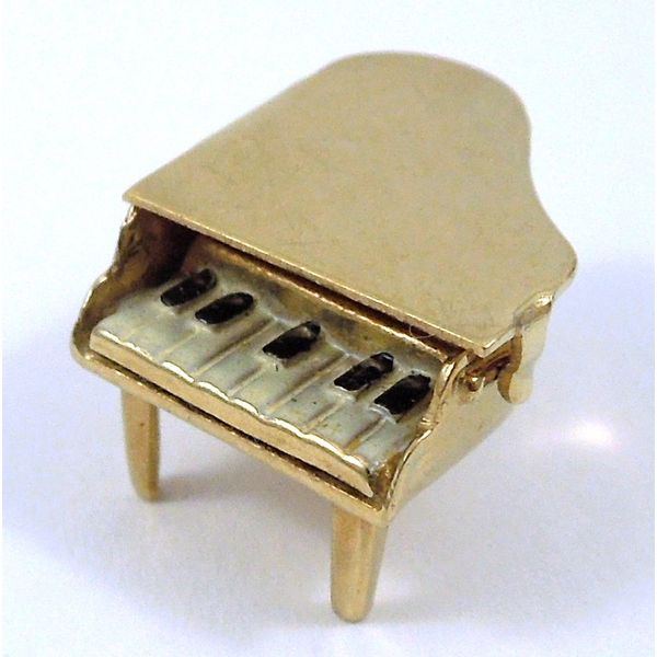 Piano Charm Joint Venture Jewelry Cary, NC