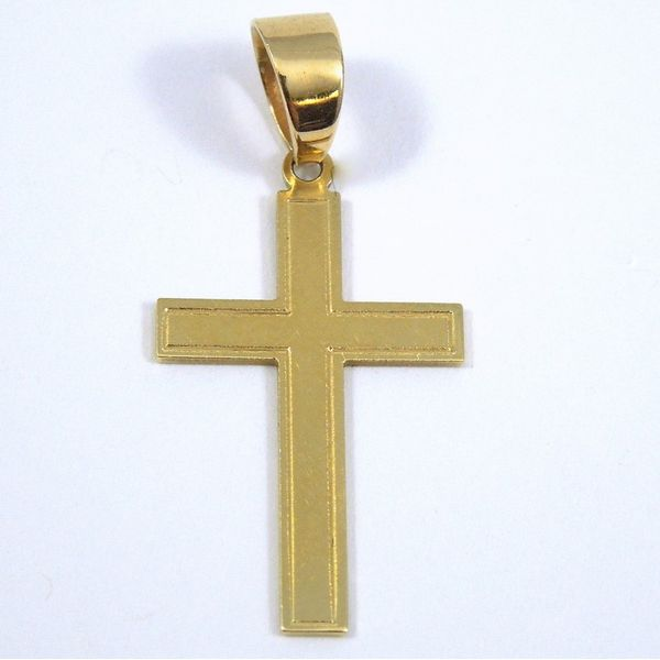 Cross Pendant Joint Venture Jewelry Cary, NC