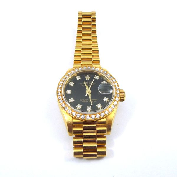 Ladies Rolex Watch Image 2 Joint Venture Jewelry Cary, NC