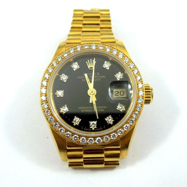 Ladies Rolex Watch Joint Venture Jewelry Cary, NC