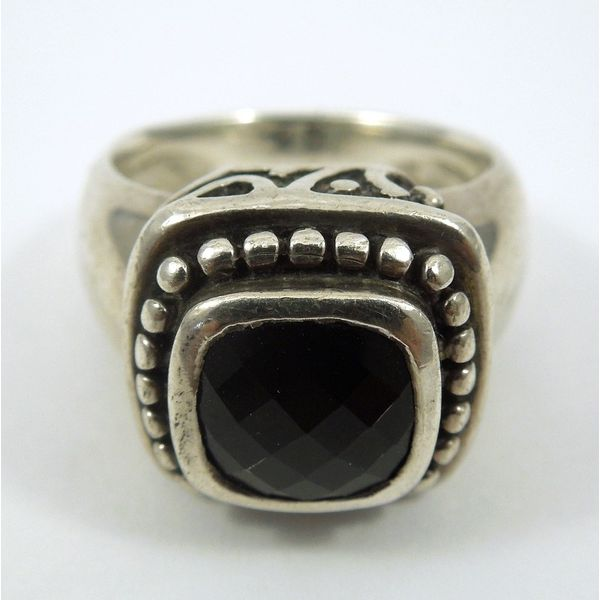 Black Onyx Ring Joint Venture Jewelry Cary, NC