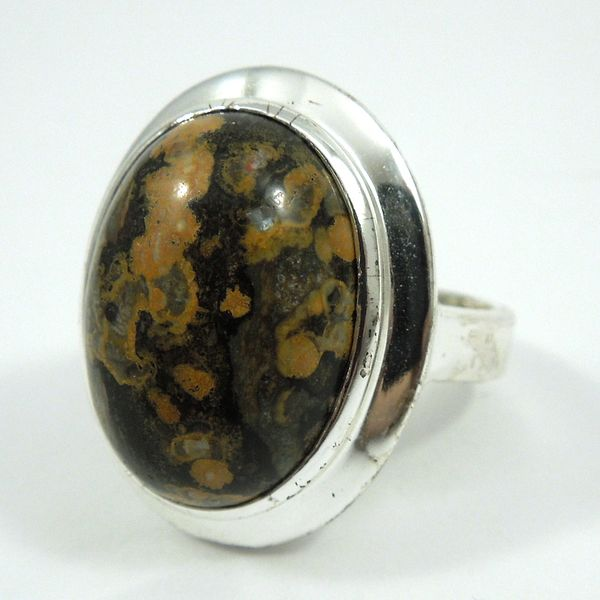 Agate Ring Joint Venture Jewelry Cary, NC