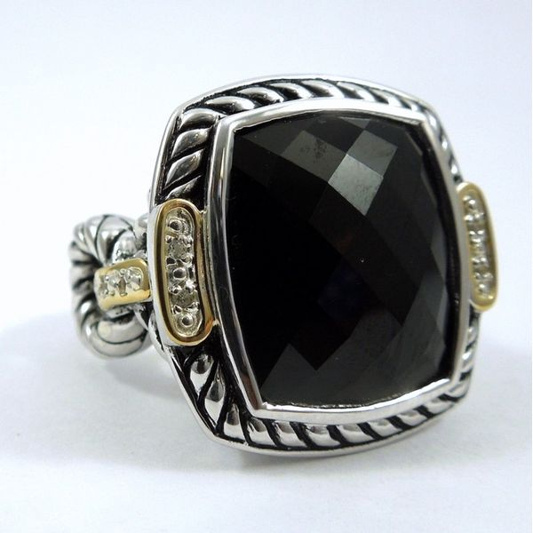 Onyx Ring Joint Venture Jewelry Cary, NC
