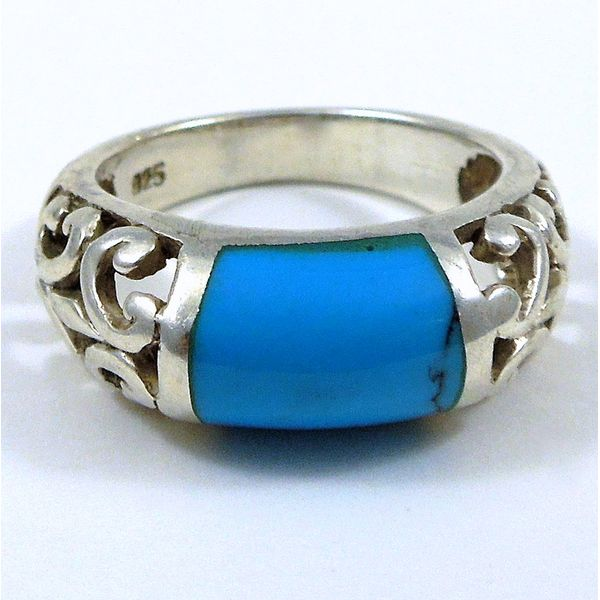 Tourquoise Ring Joint Venture Jewelry Cary, NC