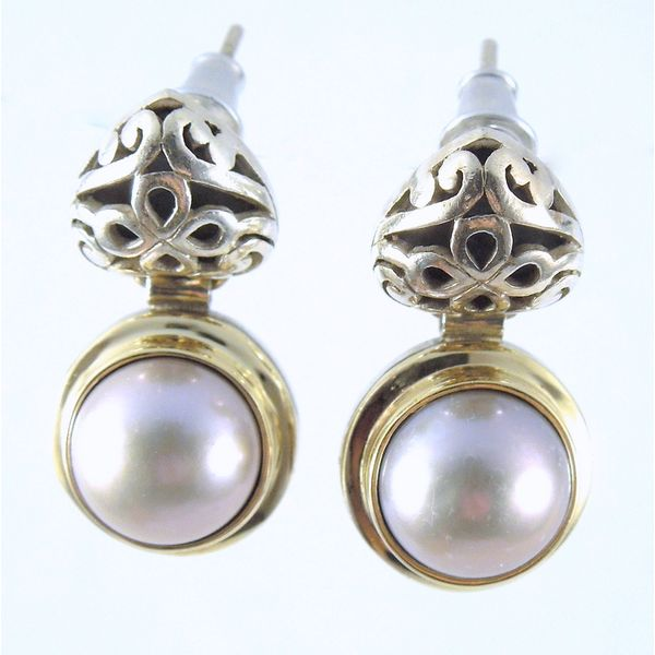 Pearl Earrings Joint Venture Jewelry Cary, NC