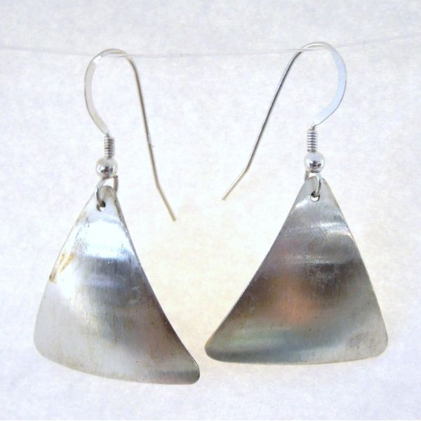 Sterling Navaho Earrings Joint Venture Jewelry Cary, NC