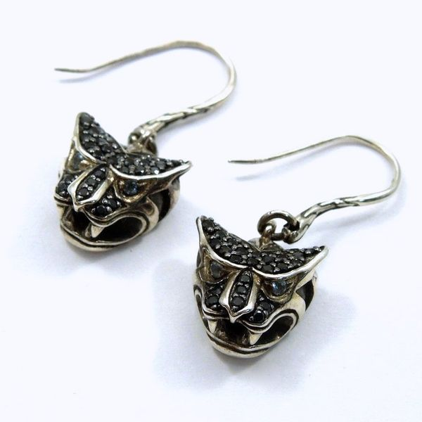 John Hardy Panther Earrings Joint Venture Jewelry Cary, NC