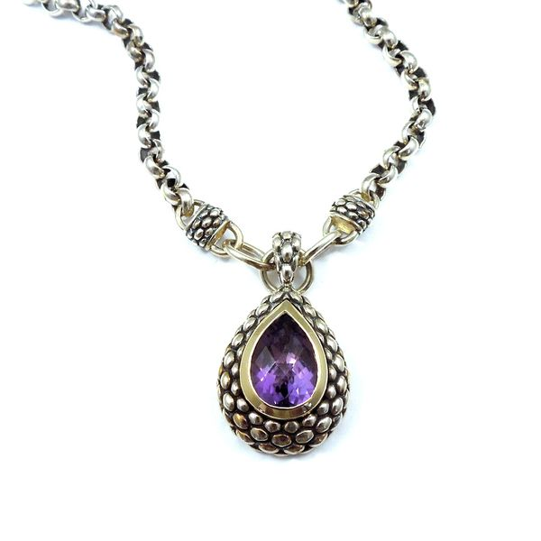 Tiffany & Co. Amethyst Pendant Joint Venture Jewelry Cary, NC
