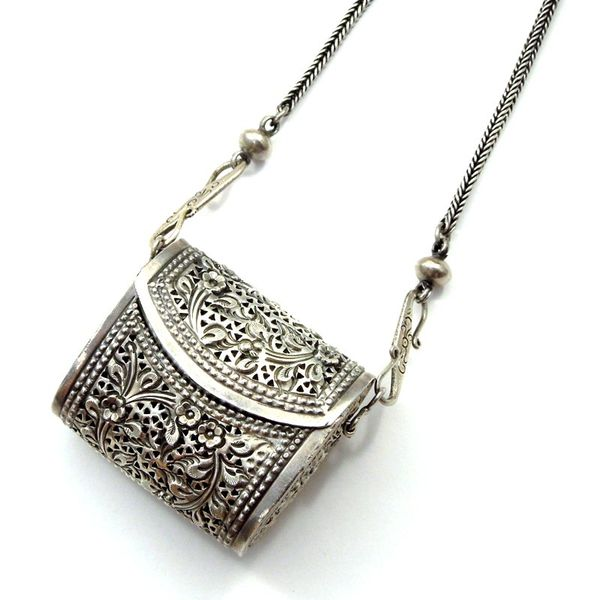Vintage Purse Necklace Joint Venture Jewelry Cary, NC