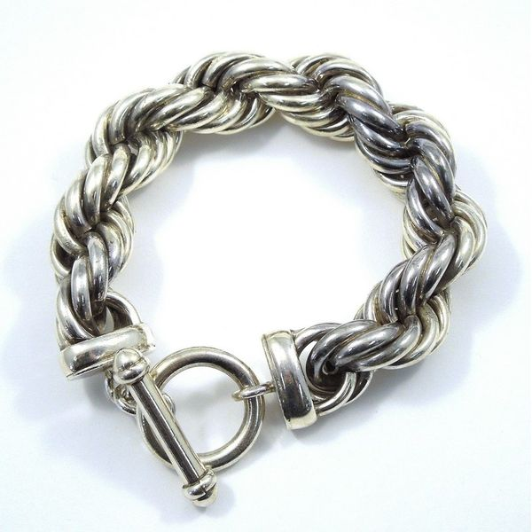 Large Twist Bracelet Joint Venture Jewelry Cary, NC