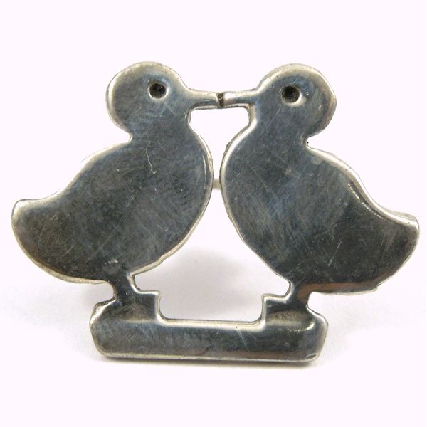 Silver Duck Pin Joint Venture Jewelry Cary, NC