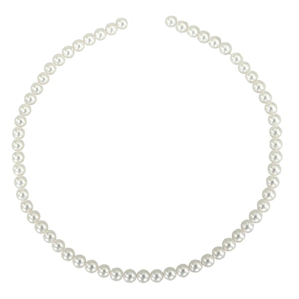 Strand of White Akoya Cultured Pearls, 6.5-7.0 Millimeters J. Schrecker Jewelry Hopkinsville, KY