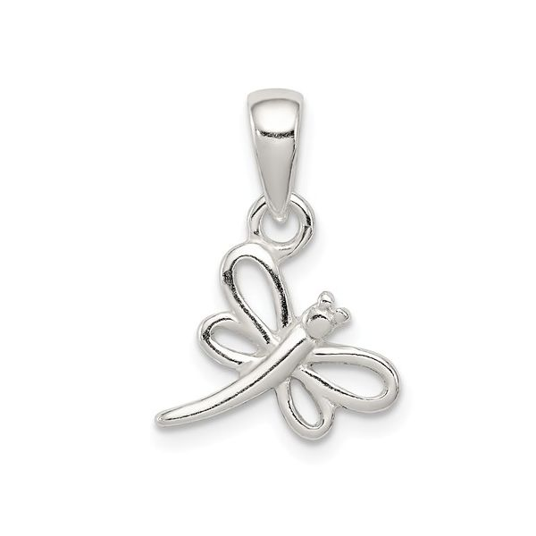 Sterling Silver Dragonfly Charm J. Schrecker Jewelry Hopkinsville, KY