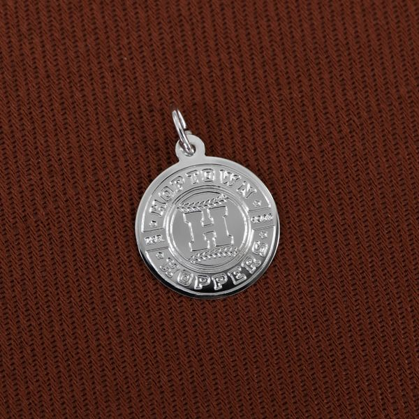 Official Charm of the Hoptown Hoppers Baseball Team J. Schrecker Jewelry Hopkinsville, KY