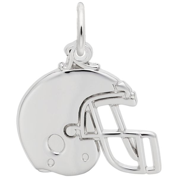 Sterling Silver Football Helmet J. Schrecker Jewelry Hopkinsville, KY