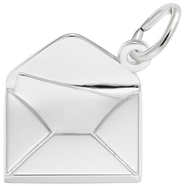 Sterling Silver Envelope Charm J. Schrecker Jewelry Hopkinsville, KY