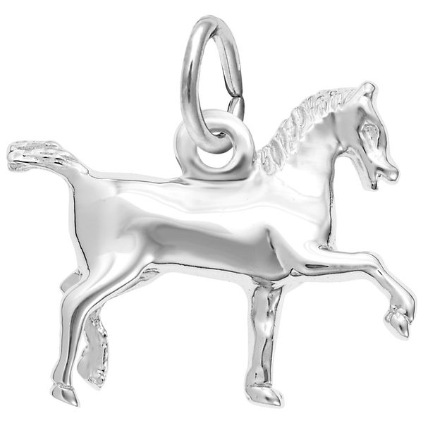 Sterling Silver Horse Charm J. Schrecker Jewelry Hopkinsville, KY