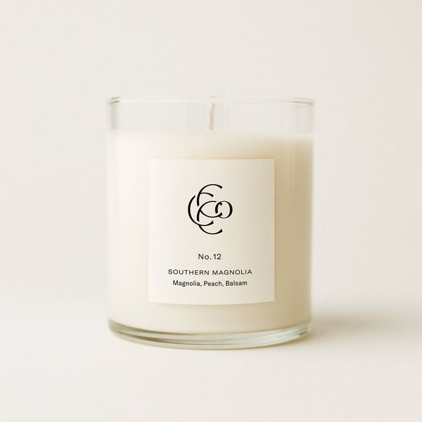 No. 12 Southern Magnolia 9 Ounce Small Batch Hand Poured  Soy Wax Candle by Charleston Candle Company J. Schrecker Jewelry Hopkinsville, KY
