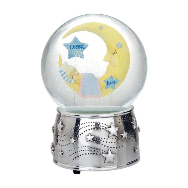 Reed & Barton Sweet Dreams Musical Water Globe J. Schrecker Jewelry Hopkinsville, KY