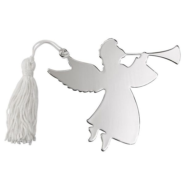 Engravable Trumpeting Angel Ornament J. Schrecker Jewelry Hopkinsville, KY
