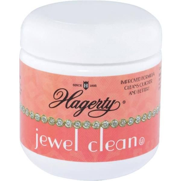 Hagerty Jewel Clean Jewelry Cleaner, 7 Ounce Jar J. Schrecker Jewelry Hopkinsville, KY