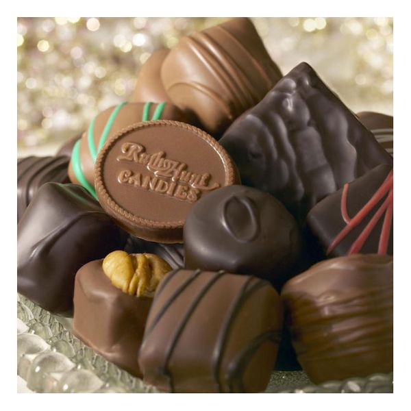 Ruth Hunt 8 Ounce Deluxe Equine Box Assorted Chocolates Image 2 J. Schrecker Jewelry Hopkinsville, KY