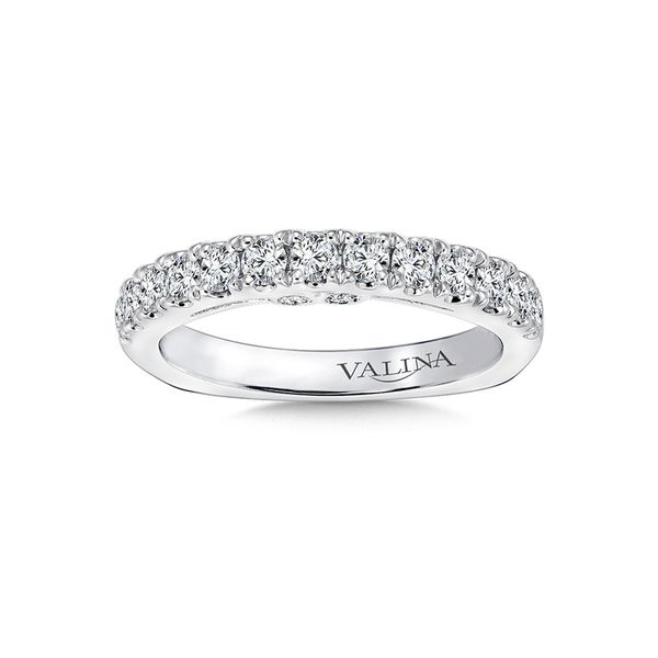 Valina Classic Diamond Band J. Thomas Jewelers Rochester Hills, MI