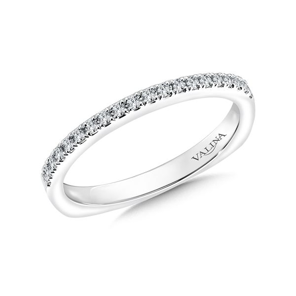 Classic Diamond Band J. Thomas Jewelers Rochester Hills, MI