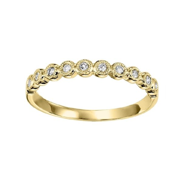 Yellow Gold Mixable Ring J. Thomas Jewelers Rochester Hills, MI