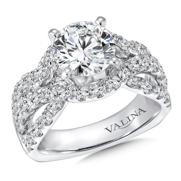 Valina Distinctive Diamond Ring J. Thomas Jewelers Rochester Hills, MI