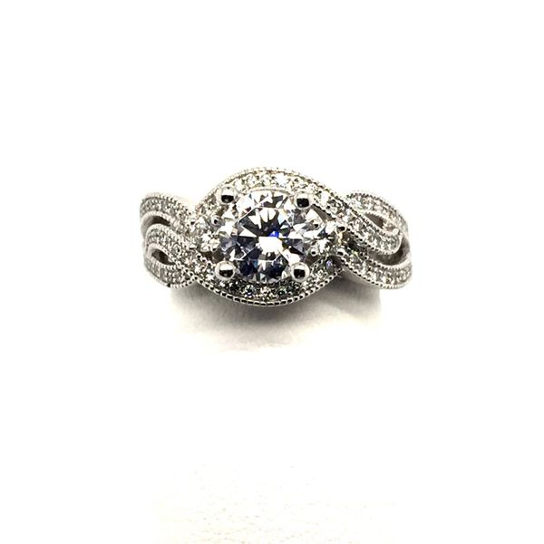 Vintage Twist Ring J. Thomas Jewelers Rochester Hills, MI