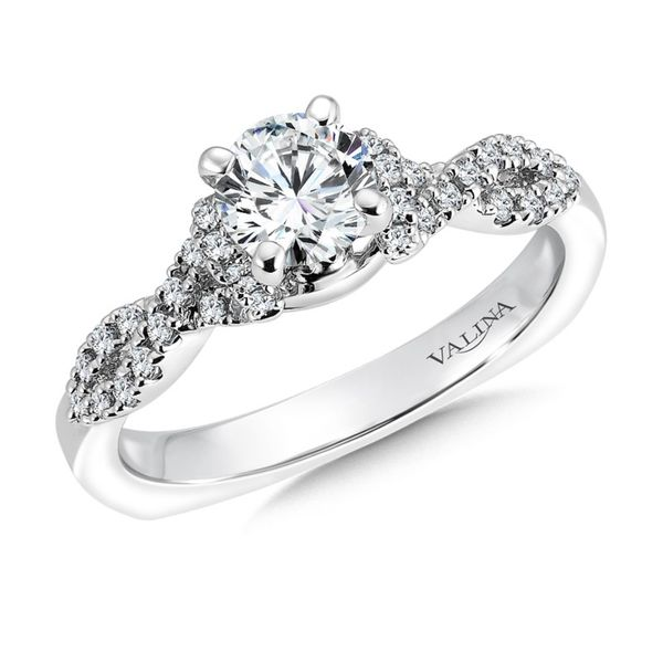 Valina Infinity Diamond Ring J. Thomas Jewelers Rochester Hills, MI