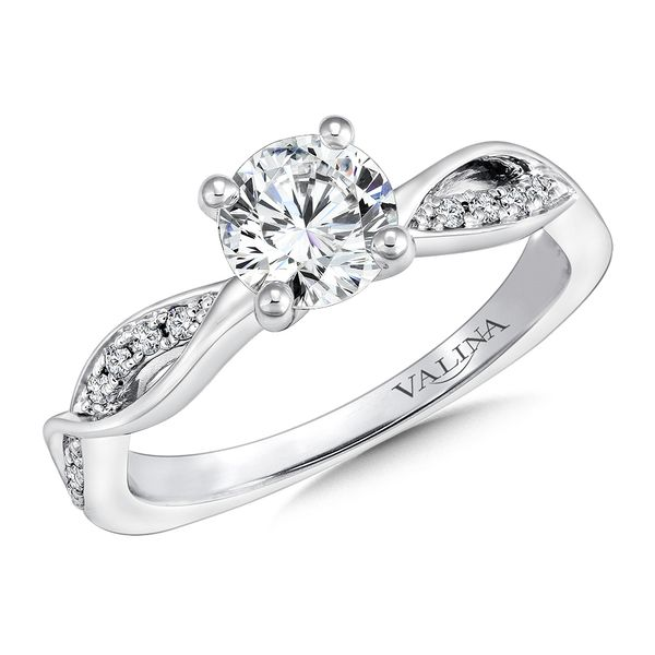 Valina Classic Engagement Ring J. Thomas Jewelers Rochester Hills, MI