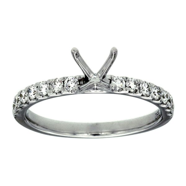 0.13Tw Diamond Engagement Ring J. Thomas Jewelers Rochester Hills, MI