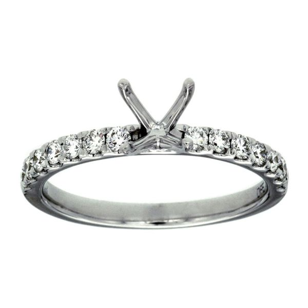 0.23Tw Shared Prong Diamond Ring J. Thomas Jewelers Rochester Hills, MI