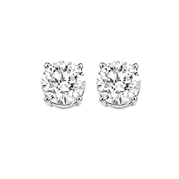Diamond Stud Earrings 1.00Tw J. Thomas Jewelers Rochester Hills, MI