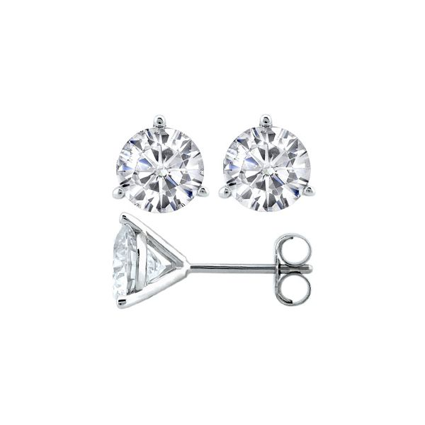 Diamond Earrings J. Thomas Jewelers Rochester Hills, MI