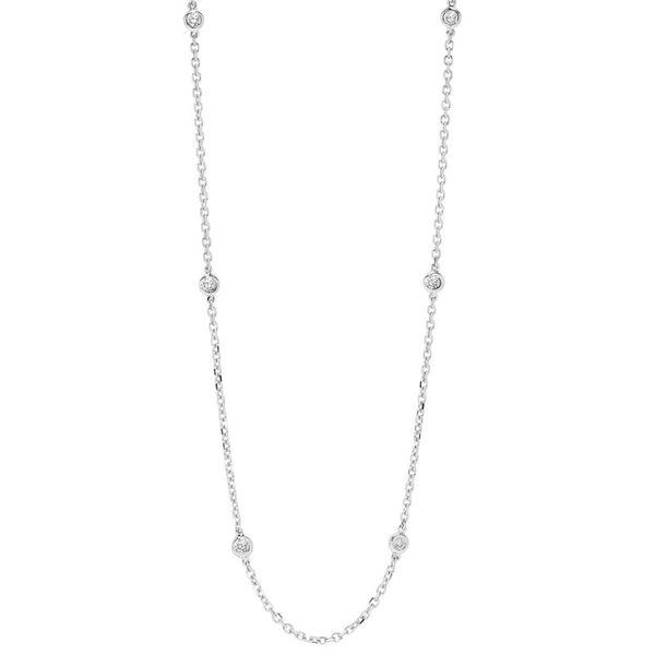 Diamonds By The Yard Necklace J. Thomas Jewelers Rochester Hills, MI