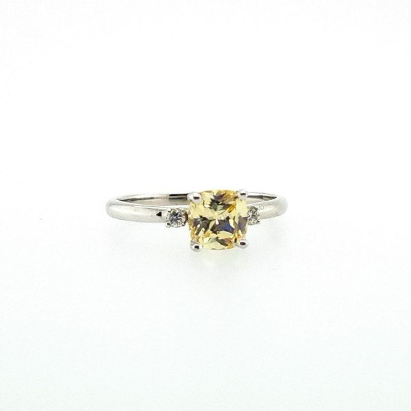 Yellow Gemstone Ring J. Thomas Jewelers Rochester Hills, MI