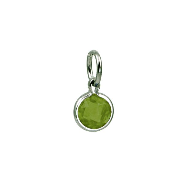August Birthstone Charm J. Thomas Jewelers Rochester Hills, MI