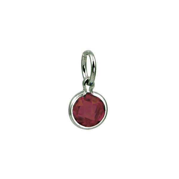January Birthstone Charm J. Thomas Jewelers Rochester Hills, MI