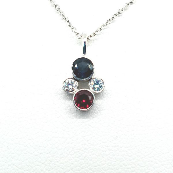 Custom Bubble Pendant J. Thomas Jewelers Rochester Hills, MI