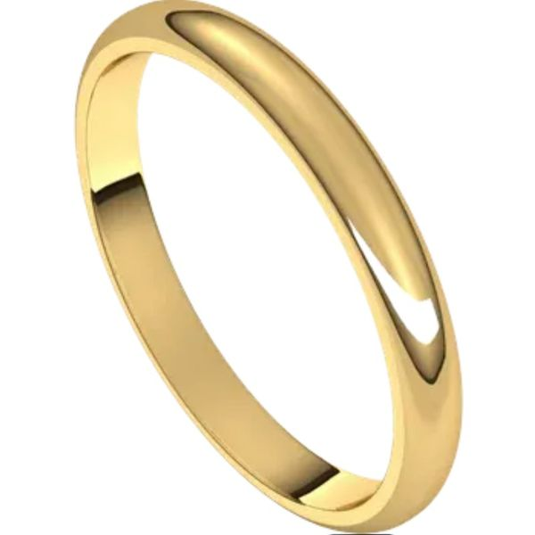 2.5Mm Weding Band J. Thomas Jewelers Rochester Hills, MI