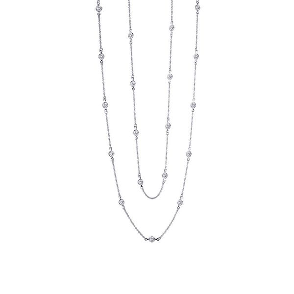 Station Necklace J. Thomas Jewelers Rochester Hills, MI
