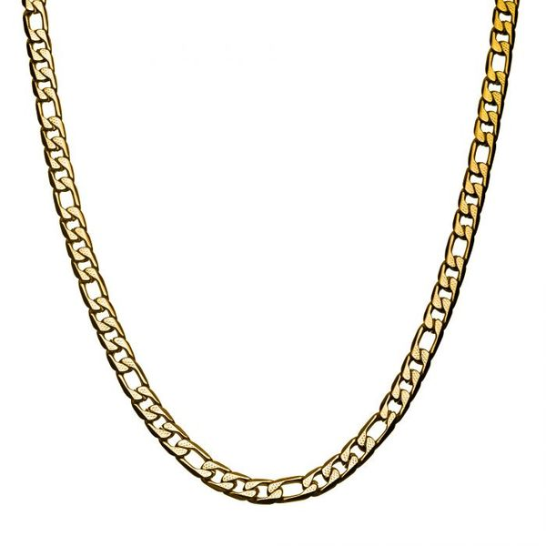 Gold Plated Figaro Chain J. Thomas Jewelers Rochester Hills, MI