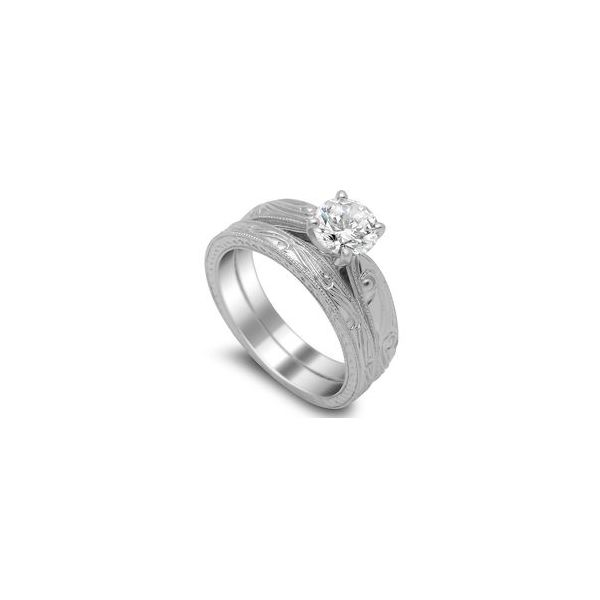 Diamond Solitaires and Solitaire Mountings JWR Jewelers Athens, GA