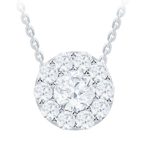 Diamond Pendants and Necklaces JWR Jewelers Athens, GA